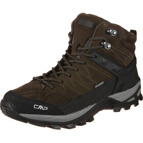 CMP Campagnolo Rigel WP Mid Trekking Shoes Men wood-adriatico